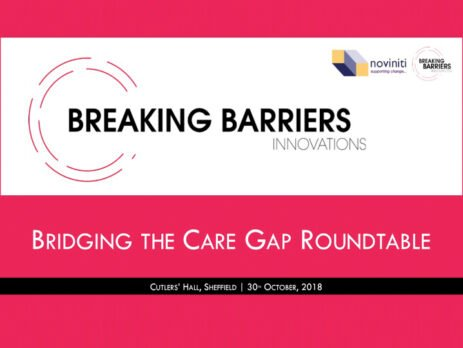 Breaking barriers graphic